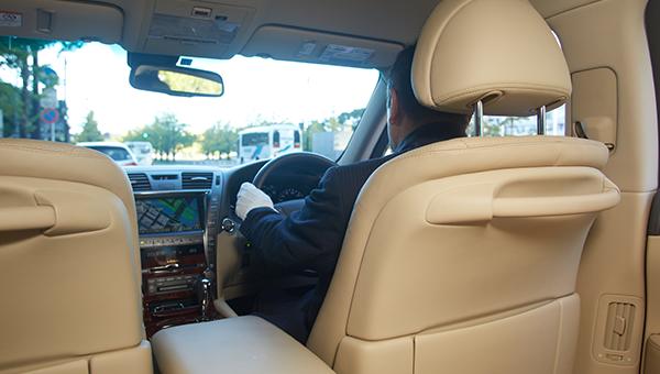 ハイグレード車両を導入し、最上級の安心とゆとりをご提供致します。